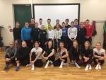 Audenteses toimus noorkergejõustiklaste tugi – liikumisaparaadi testimine ja treeningkogunemine
