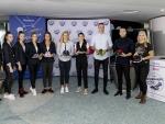 Tradehouse andis noorsportlastele seitse stipendiumi ja pani alguse heategevuslikule spordijalatsite kogumise kampaaniale