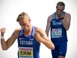 Isiklikud rekordid püstitanud Erm ja Tilga võitsid USA-s kaksikvõidu