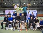 Rahvusvahelise mitmevõistluse võitis Jorge Urena. Eesti meistriteks tulid Klaup-McColl ja Lillemets