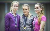 Eesti noorte talviste meistrivõistluste teine võistluspäev.