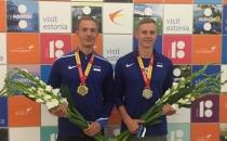 U20 Euroopa meistrivõistluste sangarid saabusid koju