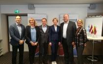Eesti, Läti ja Leedu kergejõustikujuhid arutasid tulevikuteemasid