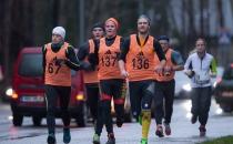 Traditsiooniline heategevuslik Vana-aasta jooks toob rajale erinevate alade tipptegijad