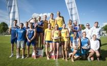 Rootsi võitis Eesti-Soome-Rootsi maavõistluse, Tšernjavskile individuaalne esikoht, Klaup-McColl täitis EMi normi