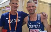 EMi 7. päev: Nurme sai maratonis isikliku rekordiga 9. koha, Fosti oli 17.