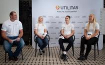 Tutvu Utilitas järelkasvutiimi liikmetega