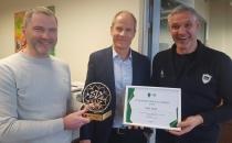 Erki Nool pälvis Leedu Olümpiakomitee ausa mängu auhinna