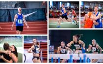 Eesti meistrivõistluste teise võistluspäeva säravamate tulemuste eest hoolitsesid tõkkesprinterid Diana Suumann ja Keiso Pedriks
