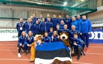 Eesti U20 koondis püstitas Minski rahvusvahelisel maavõistlusel kaks Eesti siserekordit